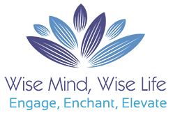 Wise Mind, Wise Life logo